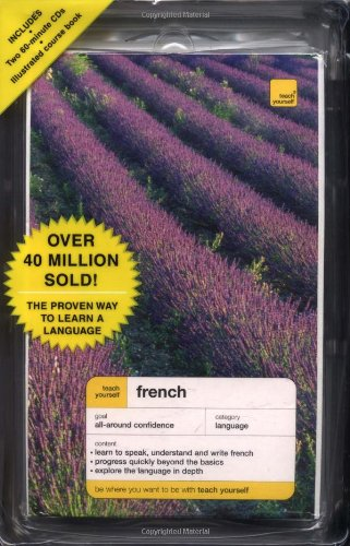 Complete Course Package Book (Teach Yourself French Complete Course Package (Book + 2CDs) (Teach Yourself Language Complete Courses))