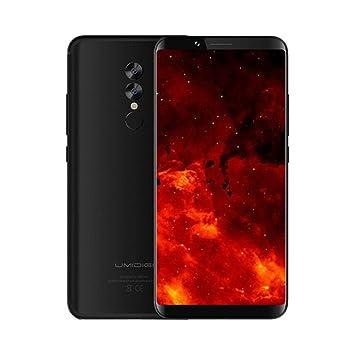 Smartphone portabele Débloqué 4G UMIDIGI S2 Lite (Ecran: 6 pouces - 32 Go -  Nano - Dual SIM - Android) face id, 5100mAh Batterie, MTK6750T Octa Core