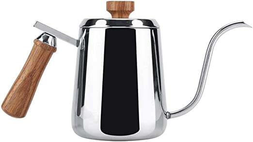 XWSH 350 ml / 600 ml Cafetera Manual con Filtro de Goteo, Olla ...
