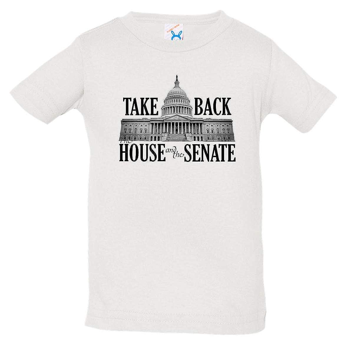 Tenacitee Babys Take Back The House and Senate Shirt