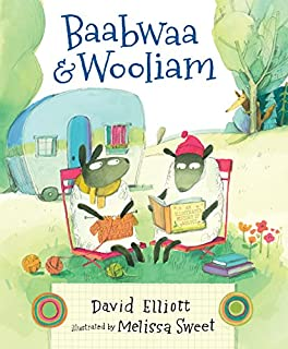 Book Cover: Baabwaa and Wooliam: A Tale of Literacy, Dental Hygiene, and Friendship
