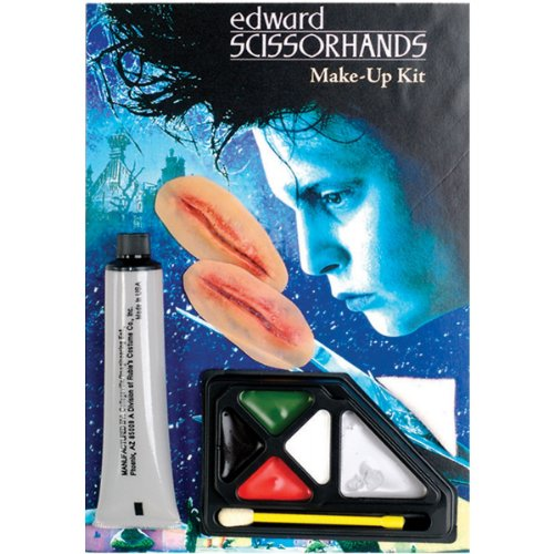 Edward Scissorhands Make-Up Kit Costume Accessory]()