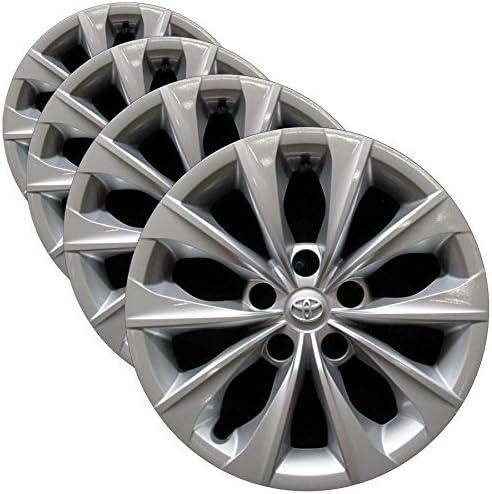 "Covers Hub Caps,Quantity 4 16/"" Seat Alhambra,Toledo,Leon,Ibiza...Wheel Trims"
