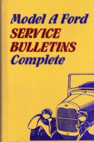 model a ford service bulletins - 6