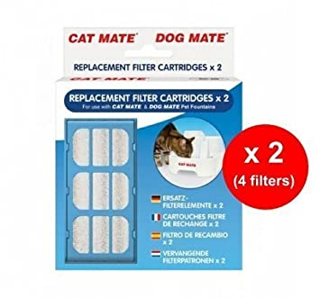 Cat Supplies Capable Pet Mate Filtre Pour Fontaine Animalière Pour Chat