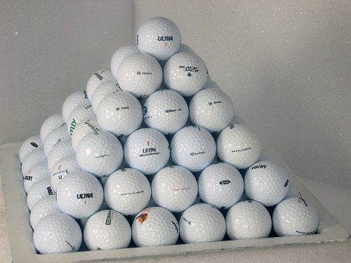 AAA Wilson Mix 300 Pack used golf balls