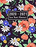 "2020-2021 Two Year Planner: big 2 year monthly planner | 24-Month Planner & Calendar. Size: 8.5"" x 11"" ( Jan 2020 - Dec 2021). Two Year Personalized ... for women (2 year monthly planner 2020-2021)"