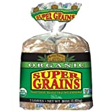 Alpine Valley Organic Bread, Super Grains (18 oz., 2 pk.)