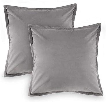 Funda de almohada funda de almohada cojines decorativos material Mix urban chic industrial 45 x 45 cm