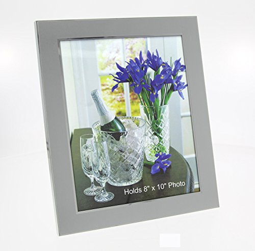 Newfavors Personalized 8x10 Vertical Photo Frame with - Free Custom Text Engraving