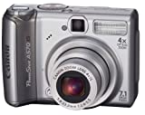 Canon PowerShot A570IS 7.1MP Digital Camera with 4x Optical Image Stabilized Zoom (OLD MODEL) For Sale