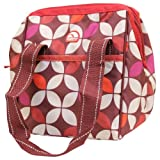 Igloo Leftover Lunch Cooler Tote Bag - Red
