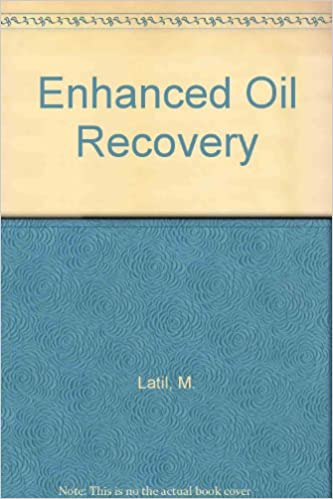 Enhanced Oil Recovery Book