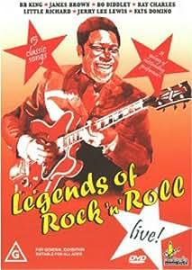 Legends of Rock N Roll