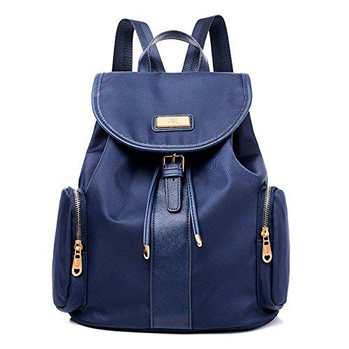 Zaino zaini Blue Donna Linge Casual Black BO5q5xFw