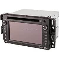 Remanufactured Genuine OEM In-Dash Navigation Unit Display For Chevy & GMC - BuyAutoParts 18-60376R Remanufactured
