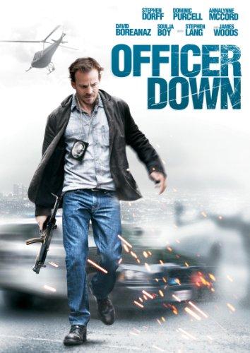 Officer Down (DVD)
