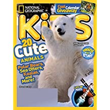 National Geographic Kids - Magazine Subscription from MagazineLine (Save 50%)