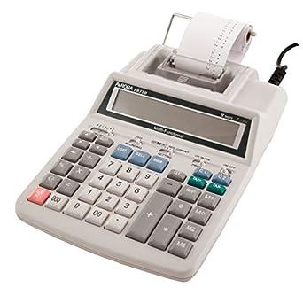Propac z-c720 Calculadora Impresora, 28 x 19 x 7 cm: Amazon ...