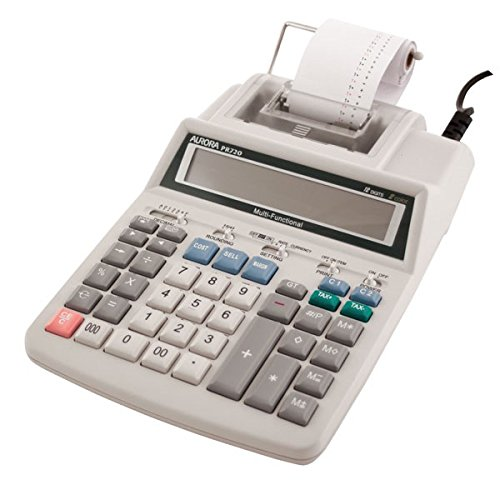 Propac z-c720 Calculadora Impresora, 28 x 19 x 7 cm: Amazon.es ...