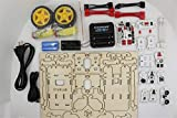 NOVA---Independent Design Super Starter Kit of Maker Education for Arduino UNO (Smart Car Kit)