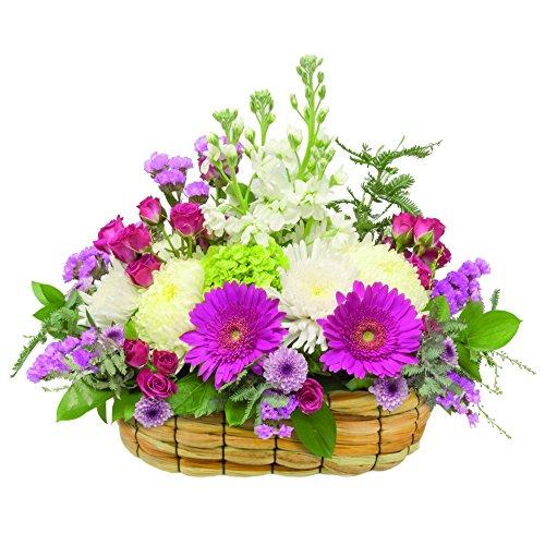 eFlowy Charming Vase Floral Arrangement by eFlowy