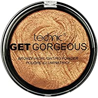 Technic Get Gorgeous 24 ct Gold Highlighting Powder, 6g