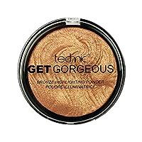 Technic Get Gorgeous 24CT Oro, Polvere illuminante, 6G