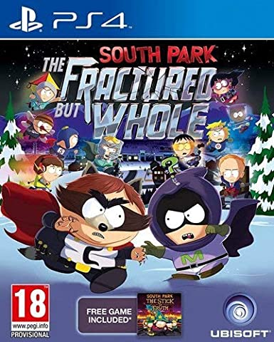 Ubisoft South Park: The Fractured but Whole, PS4 Básico ...
