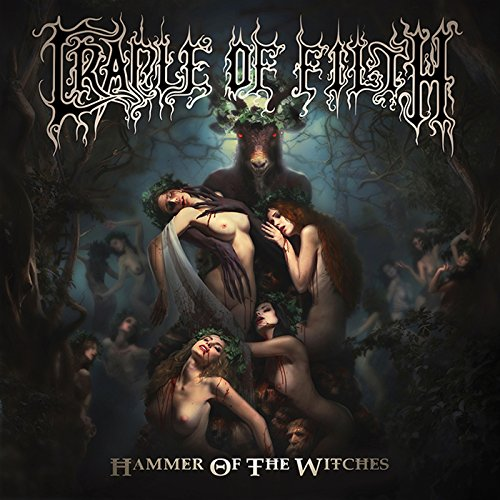 Hammer of the Witches limited digipak