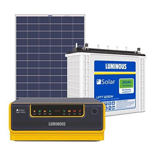 Solar Hybrid Inverter Luminus