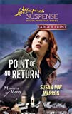 Point of No Return, Susan May Warren, 0373674457