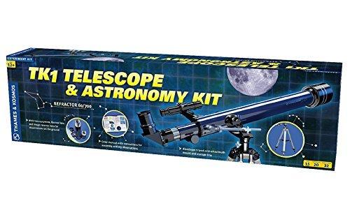 Thames & Kosmos TK1 Telescope & Astronomy Kit Science Kit by Thames & Kosmos