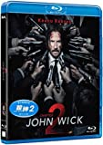 John Wick: Chapter Two (Region A Blu-Ray) (Hong Kong Version / Chinese subtitled) 殺神2