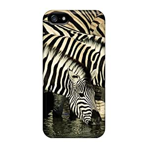 New Design Shatterproof TgqWMoG7153YkTSX Case For Iphone 5/5s (at The Watering Hole)
