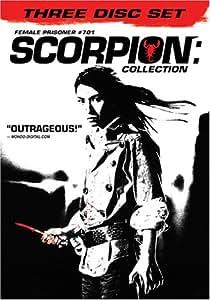 Female Prisoner 701 Scorpion - Triple Feature Collection (Female Prisoner 701, Scorpion Grudge Song, Scorpion Beast Stable)