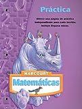 Harcourt School Publishers Matematicas, Harcourt School Publishers Staff, 0153411333