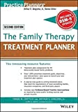 img - for The Family Therapy Treatment Planner, with DSM-5 Updates, 2nd Edition (PracticePlanners) by Dattilio, Frank M., Jongsma Jr., Arthur E., Davis, Sean D. (December 1, 2014) Paperback book / textbook / text book
