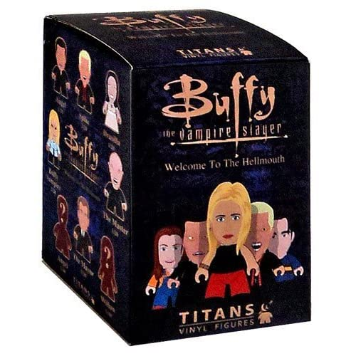 Buffy The Vampire Slayer Titans Collection Welcome to Hellmouth Collection Mini Figures Mystery Pack