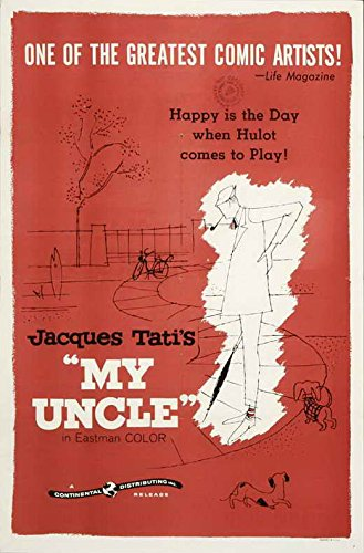 Mon Oncle - Movie Poster