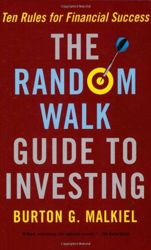 Random Walk Guide To Investing