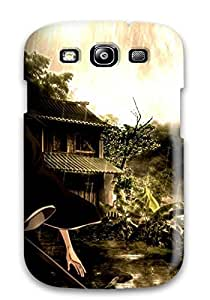 Fashion Tpu Case For Galaxy S3- Bleach Defender Case Cover