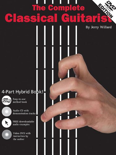 Complete Classical Guitarist, Willard, Jerry