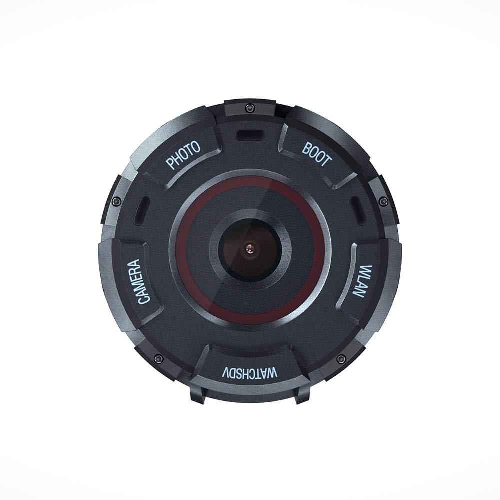 OnReal Action Camera 1080P Waterproof Camera WiFi Camera Compatible iOS Android Phone APP