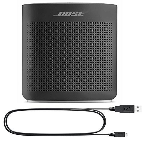 Bose SoundLink Color II Bluetooth Speaker, Soft Black, with Portable Hardshell Travel Case by Bose (Image #7)