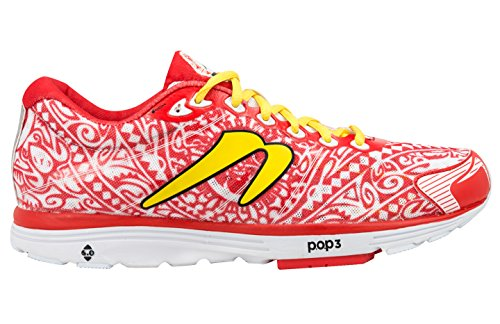 Newton Kona Running Shoes Special Edition Triathlon World Championships red/yellow/white, EU Shoe Size:EUR - Triathlon Outlet