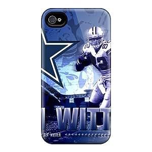 Awesome Design Jason Witten Light Blue Hard Case Cover For Iphone 4/4s wangjiang maoyi