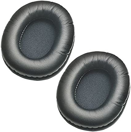 Amazon Com Replacement Protein Leather Earpads Ear Cushion For Steelseries Arctis 3 5 7 Arctis Pro Gaming Headset Headphones Ath M40fs Similar Large Over The Ear Headphones 1 Pair Home Audio Theater