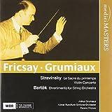 Le Sacre du Printemps / Violin Concerto