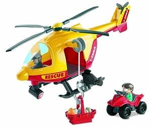 Ecoiffier 3132 - Helicóptero De Rescate (Smoby)